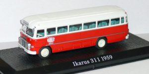 Ikarus 311 1959 - Atlas 1:72