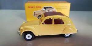 2 CV Citroën - Dinky Toys