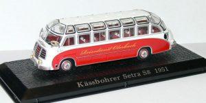 Kässbohrer Setra S8 1951 - Atlas 1:72