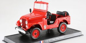 Willys Jeep M38 A1 1971 - del Prado 1:32