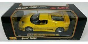 Ferrari F50 Hard-Top 1995 - Maisto Shell Collezione 1:18