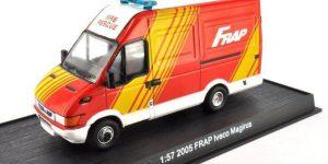 FRAP Iveco Magirus 2005 - del Prado 1:57