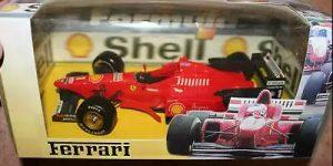 Formule 1 Ferrari F310 Shell / Schumacher - Maisto 1:20