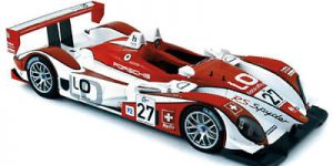 Porsche RS Spyder LeMans Series - Team Norag 2008 - Norev 1:18