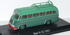 Star N 52 1953 - Atlas 1:72