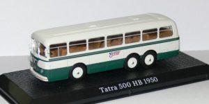 Tatra 500 HB 1950 - Atlas 1:72