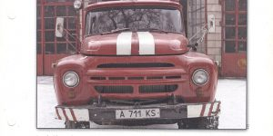 ZIL 130-431410 Kazakhstan 1964 - del Prado 1:57