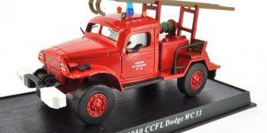 CCFL Dodge WC 53 1950 - del Prado 1:43