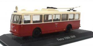 Vetra VBRh Trolleybus 1948 - Atlas 1:72