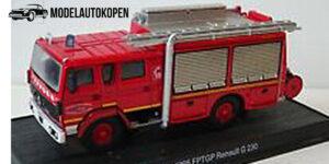 FPTGP Renault G230 1999 - del Prado 1:64