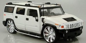 Hummer H2 Dub City- Jada 1:18