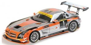 Mercedes-Benz SLS AMG GT3 (Limited Edition) - MiniChamps 1:18