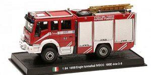 Engin tunnelisé Iveco 190E 44w 3-8 1999 Italië - del Prado 1:64