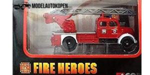 Fire Heroes Magirus Deutz Feuerwehr Seefeld - Corgi 1:50