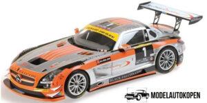 Mercedes-Benz SLS AMG GT3 (Limited Edition) - MiniChamps 1:18