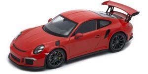 Porsche 911 GT3 RS - Welly 1:24