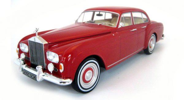 Rolls Royce Silver Cloud III Flying Spur Red - Model Car Group 1:18