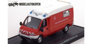 VSAB Peugeot Boxer Picot 2.5D - del Prado 1:57