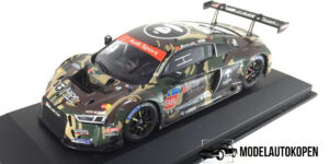 Audi R8 LMS (Limited Edition) Green - MiniChamps 1:18