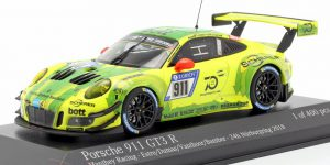Porsche 911 GT3 R #911 (Limited Edition) - IXO 1:43