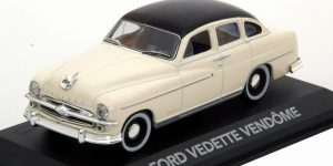 Fort Vedette Vendome 1954 - Atlas 1:43