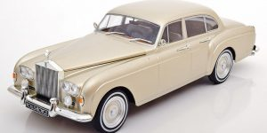 Rolls Royce Silver Cloud III Flying Spur (1965) - Model Car Group 1:18