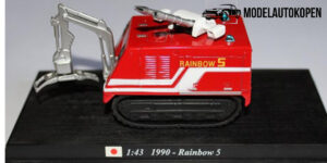 Rainbow 5 1990 Japan - del Prado 1:43