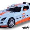 Mercedes-Benz SLS AMG GT3 (Gulf) - MotorMax 1:24