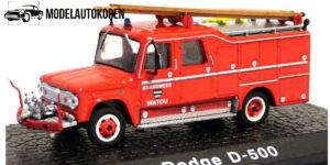 Dodge D-500 - Atlas 1:72