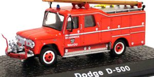 Dodge D-500 - Atlas 1:72
