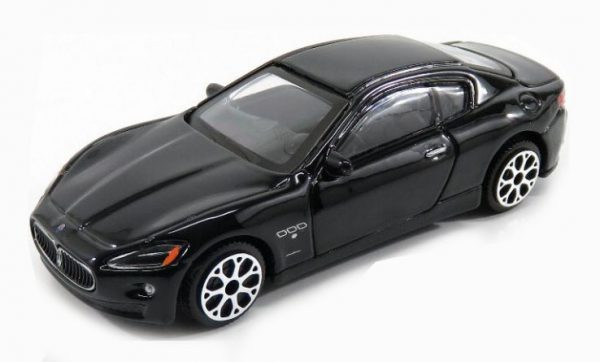 Maserati Gran Turismo Street Fire - Bburago 1:43