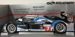 Peugeot 908 HDI Fap LeMans 2009 nr. 7 (Limited edition) - Minichamps 1:18