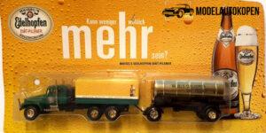 Vrachtauto Edelhopfen met trailer - 1:87