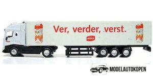 Mona Daf Truck 1040 met oplegger - 1:87