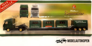 Vrachtauto Braumeister met trailer - 1:87