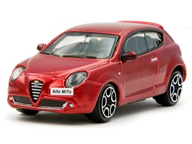 Alfa Romeo Mito 2010 - Bburago 1:43