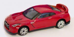 Nissan GT-R Street Fire - Bburago 1:43