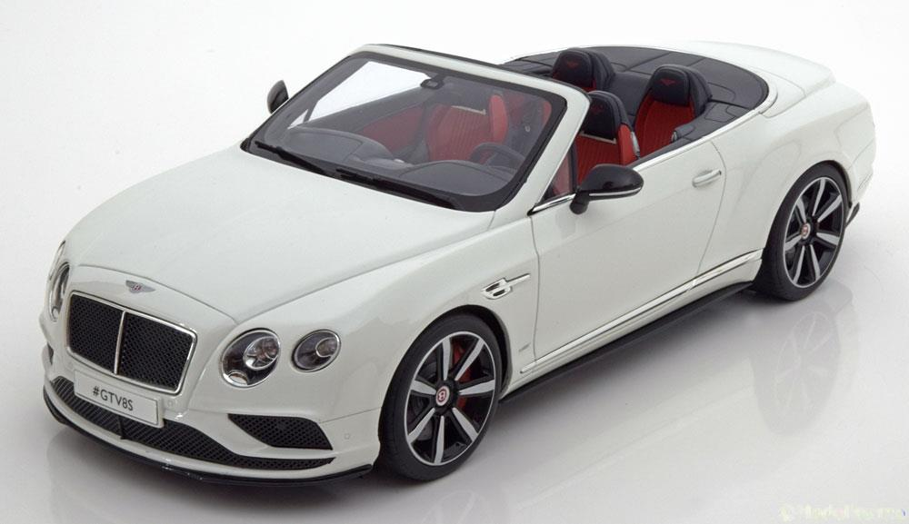 Bentley Continental GTC V8S - GT Spirit 1:18