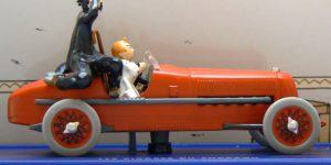Rode Racewagen, De sigaren van de Farao - Atlas 1:43