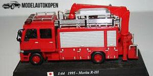 Morita R-111 1995 Japan - del Prado 1:64