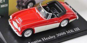 Austin Healey 3000 MKIII - Atlas 1:43