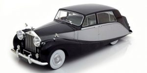 Rolls Royce Silver Wraith Empress 1956 - Model Car Group 1:18
