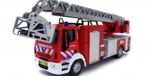 Iveco Magirus 150E 28 Emergency Force - Bburago 1:50