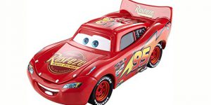 Flash Lightning McQueen, Disney Pixar Cars - Hot Wheels 1:64