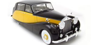 Rolls Royce Silver Wraith Empress- Model Car Group 1:18
