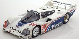 Porsche 962 IMSA Riverside 1985 - Norev 1:18