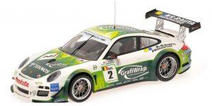Porsche 911 GT3 R - MiniChamps 1:18