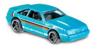 92 Ford Mustang - Hot Wheels 1:64