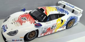 Porsche 911 GT1 Racing Collection 1998 - UT Models 1:18