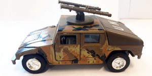 Hummer United Nations - 1:43
